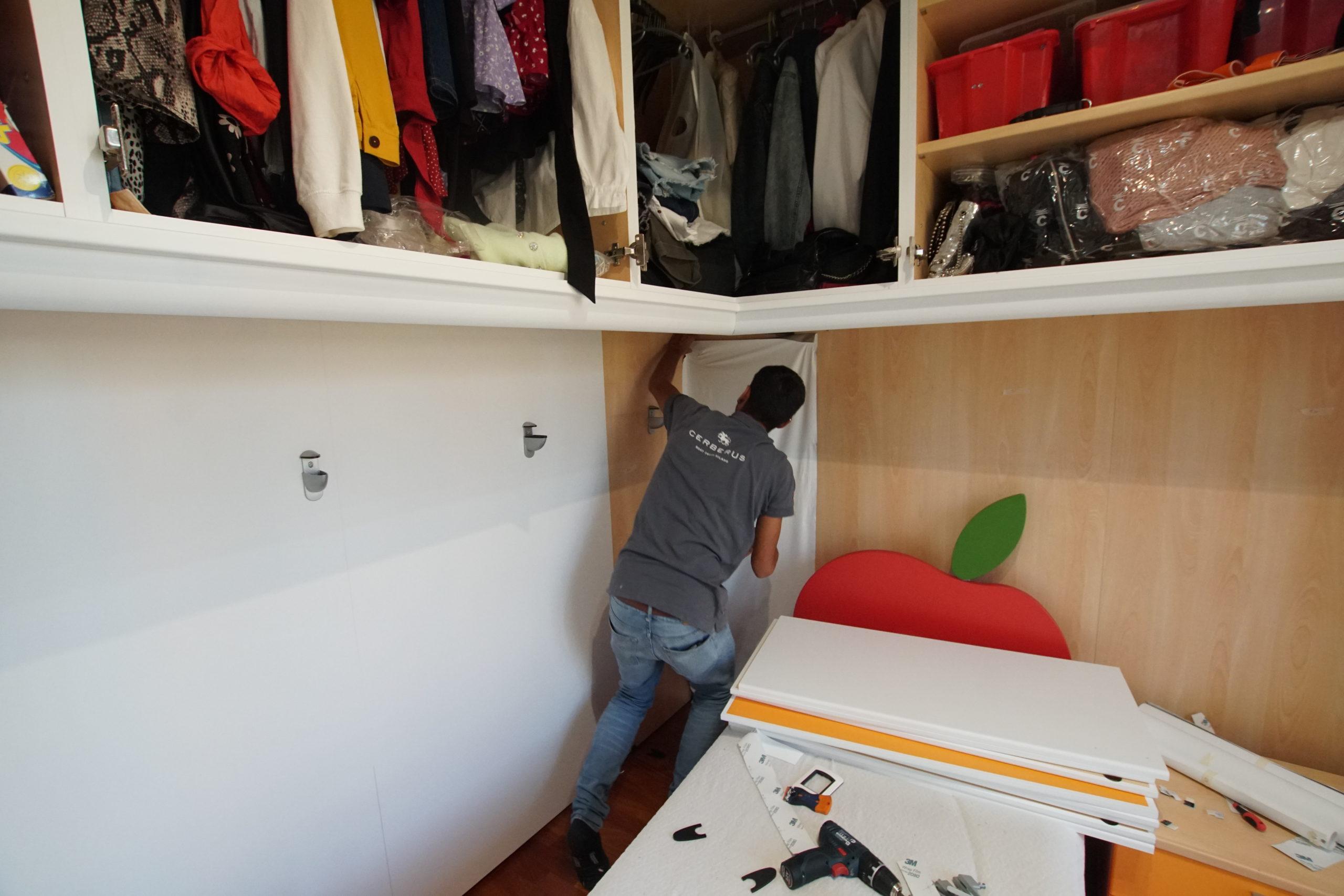 Restyling cameretta: nuovo stile per i figli che crescono