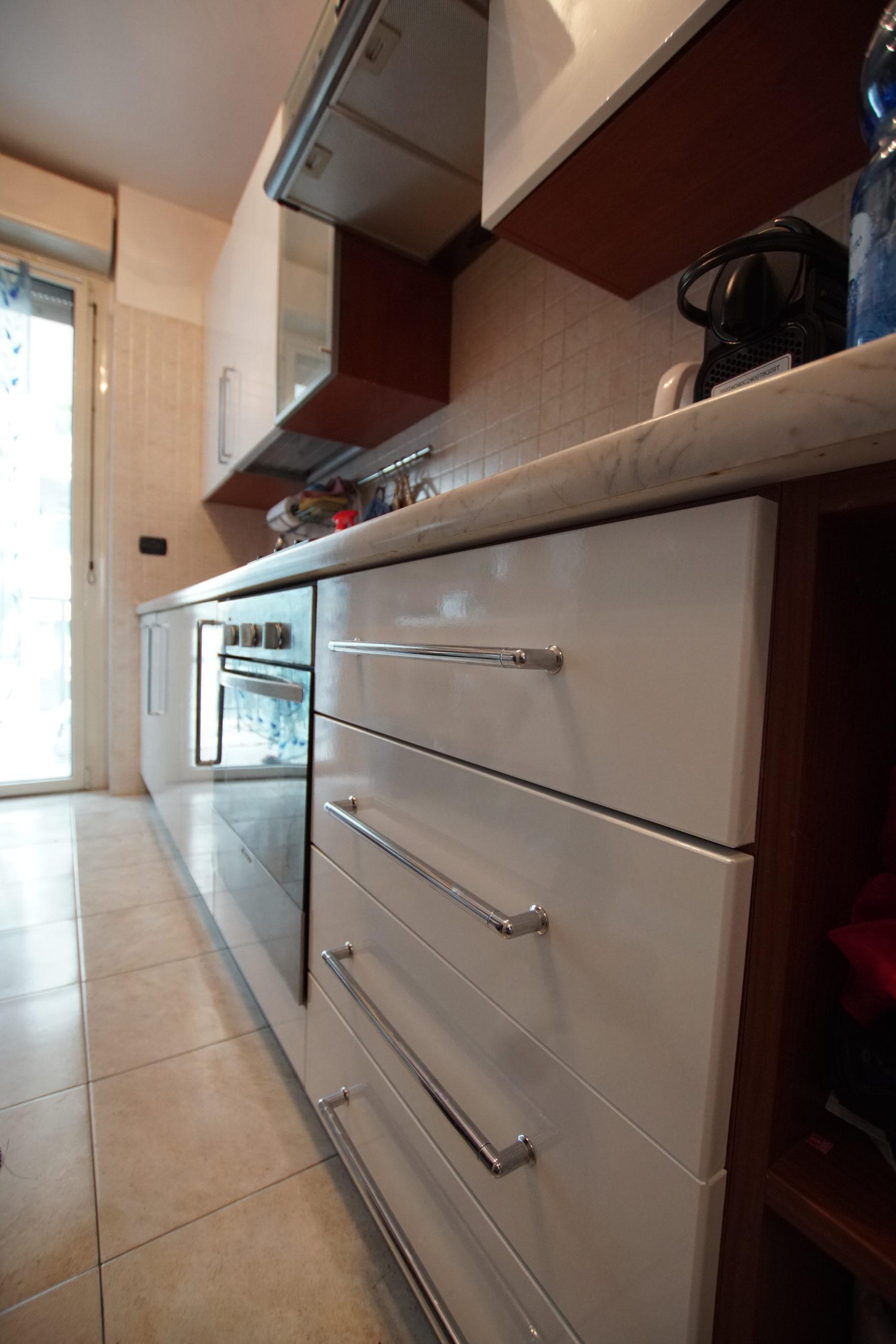 Rinnovo cucina  Milano – quartiere Santa Giulia