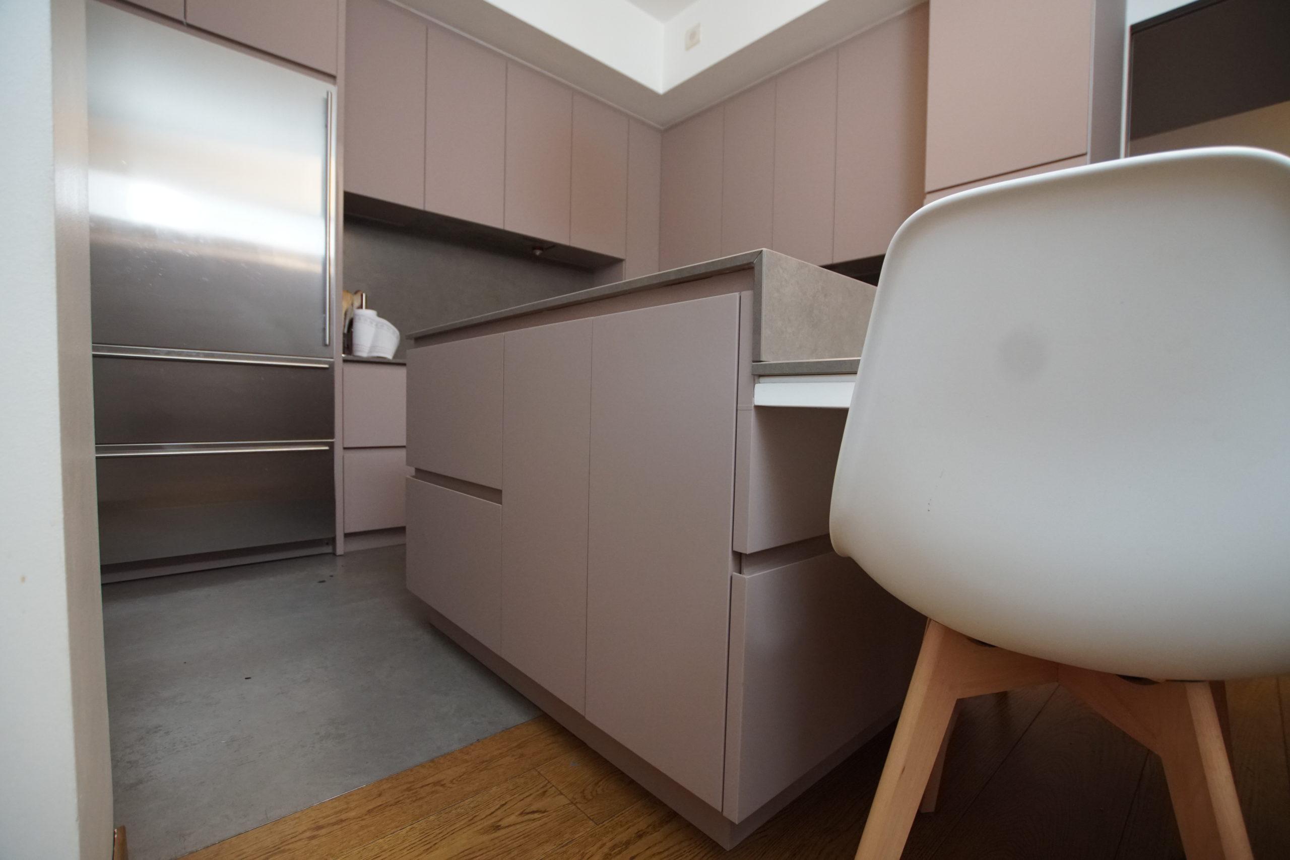 Rinnovo cucina Via Lamarmora – Milano
